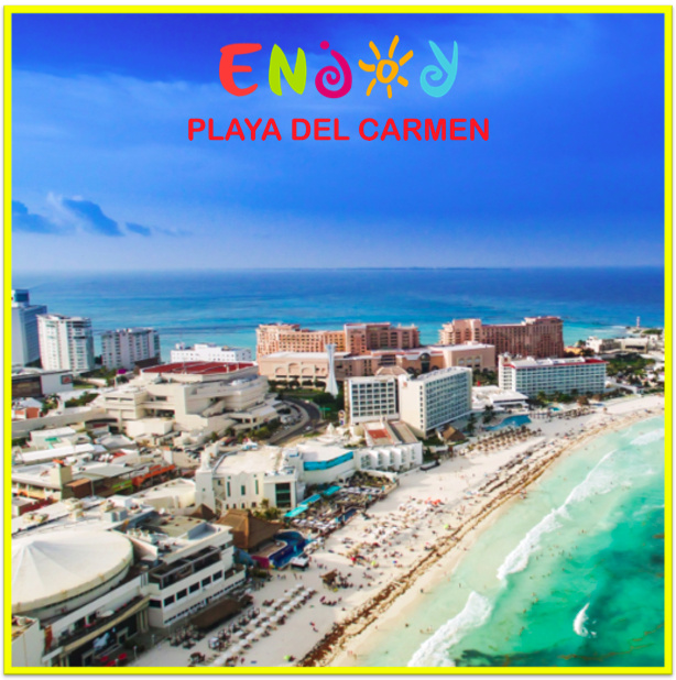 Cancun - ENJOY Playa del Carmen