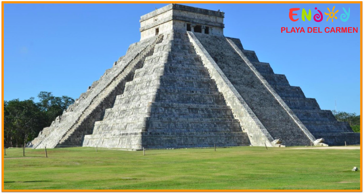 Chichen Itza - Playa del Carmen ENJOY - Mayan Ruin
