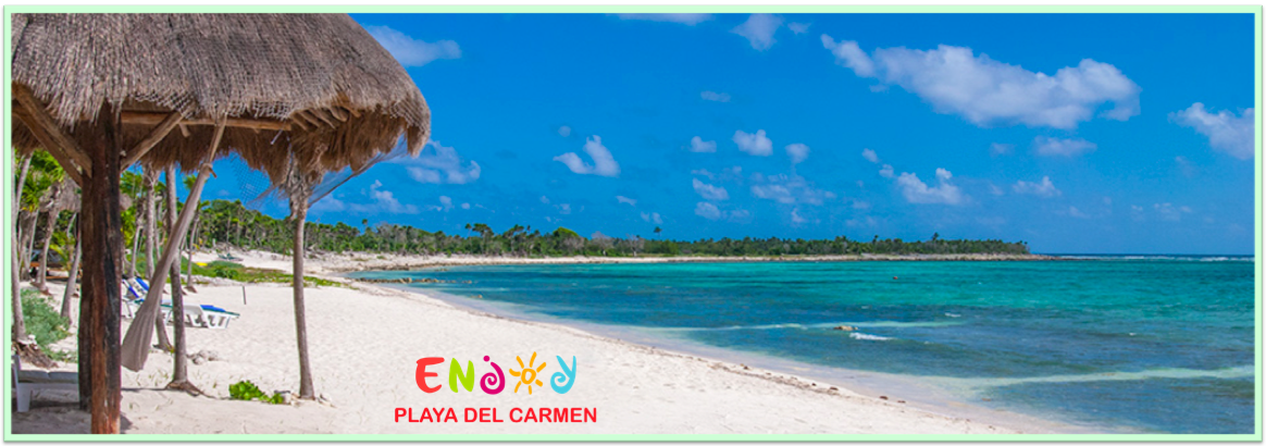 Playa del Carmen ENJOY - Soliman Bay