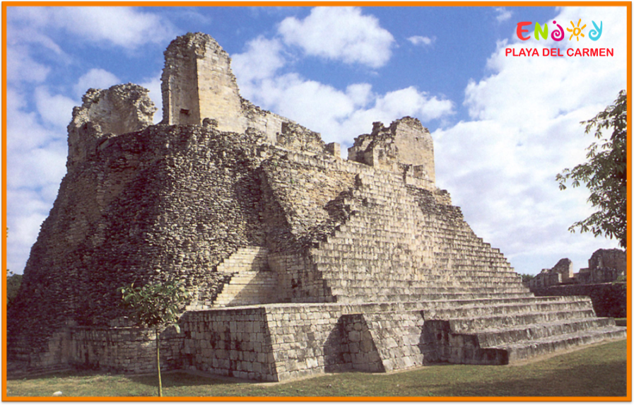 Becan: The Mayan City of the Ditch - Mayan Ruin