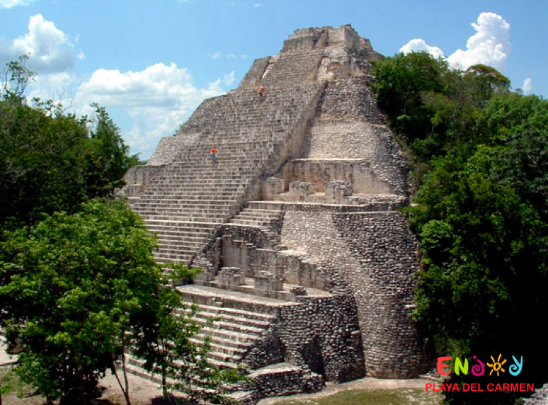 Becan: The Mayan City of the Ditch