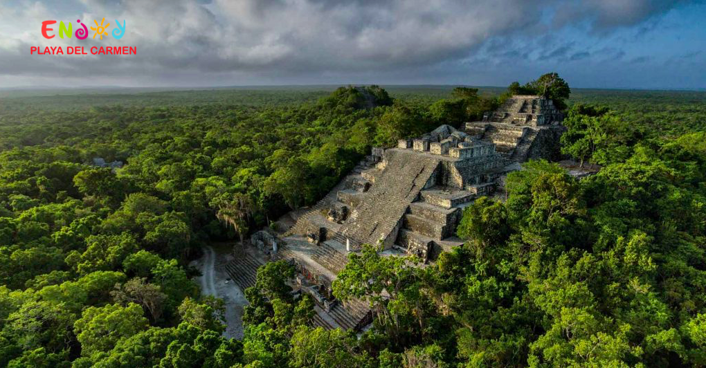 Calakmul: The Ancient Mayan Town of Snakes