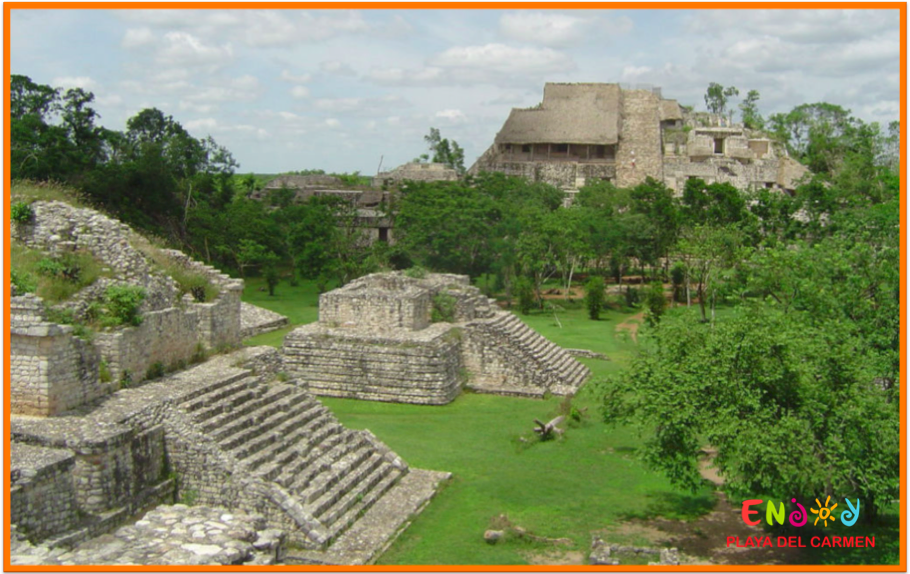 Ek Balam: The Black Jaguar of Mayan Civilization - Mayan Ruin