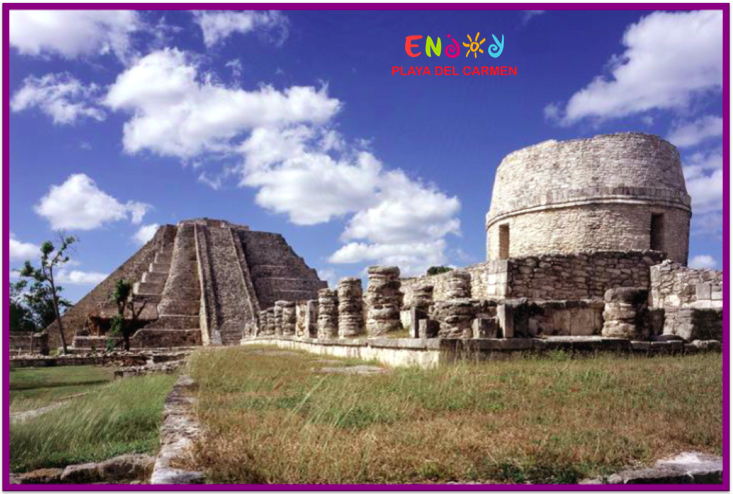 Mayapan: The Mayan City of Pottery - Mayan Ruin
