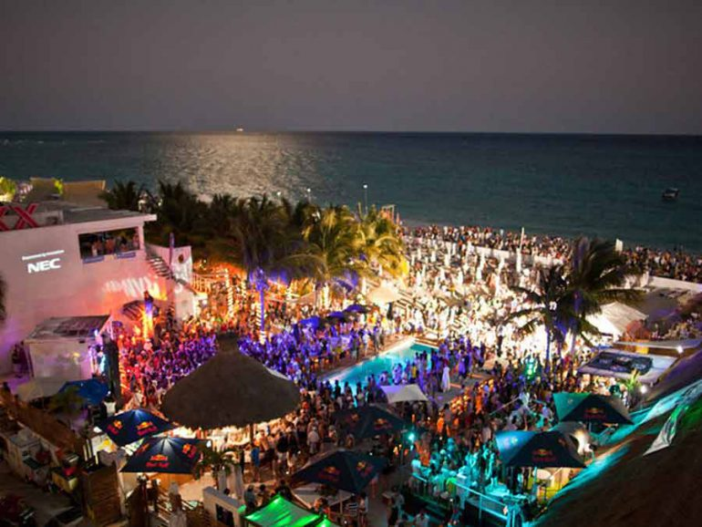 Playa del Carmen ENJOY - Mamitas_Night