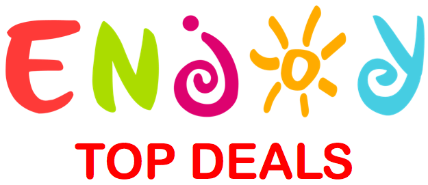 ENJOY TOP DEALS