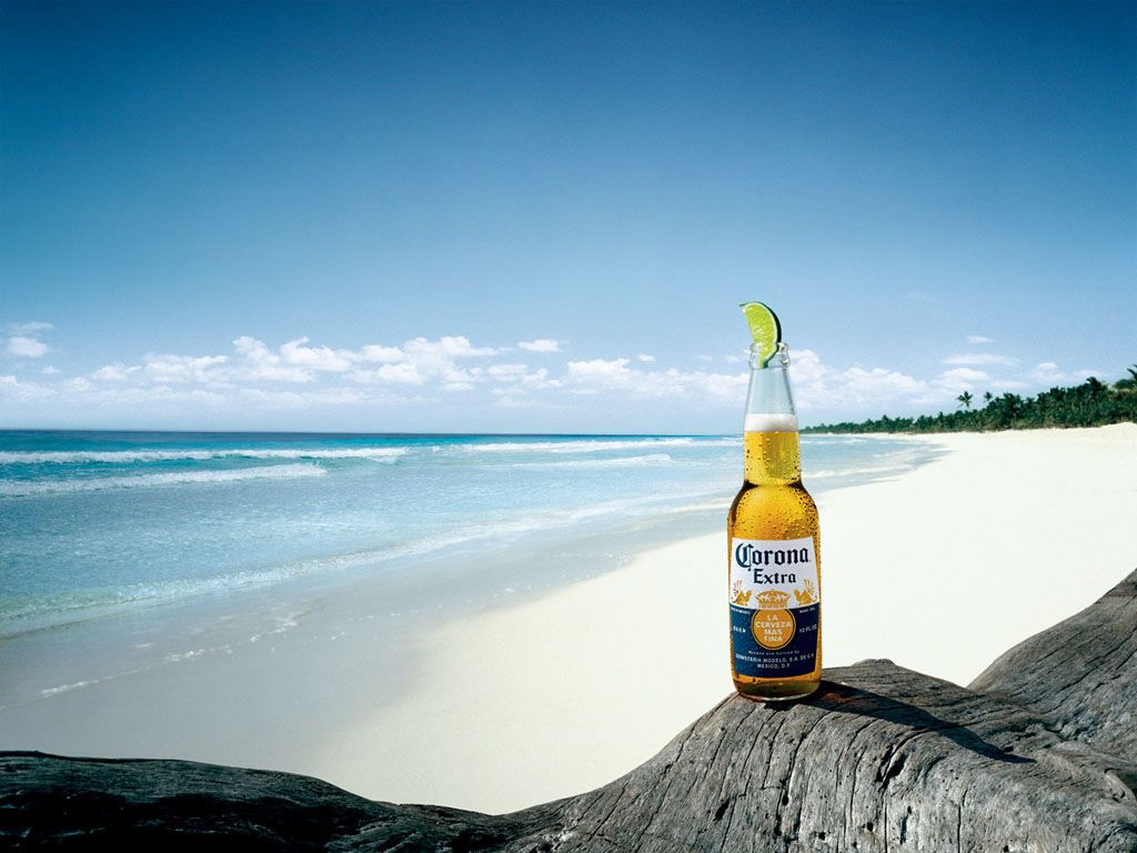 Corona Beer Beach - Playa del Carmen ENJOY